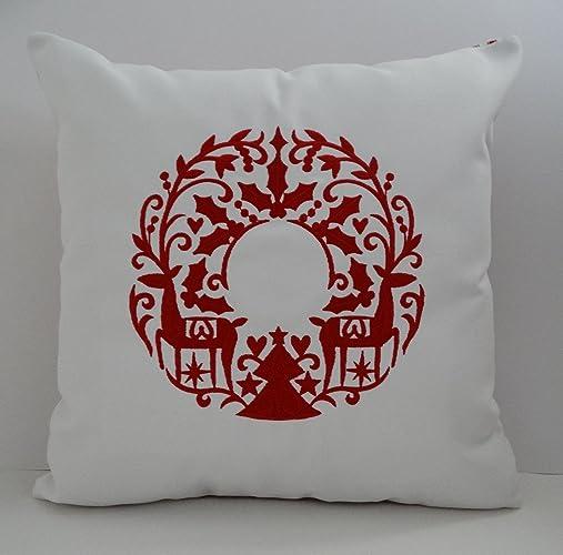 Amazon Scandinavian Christmas Pillow Cover Sunbrella Indoor Best Outdoor Christmas Pillow Covers