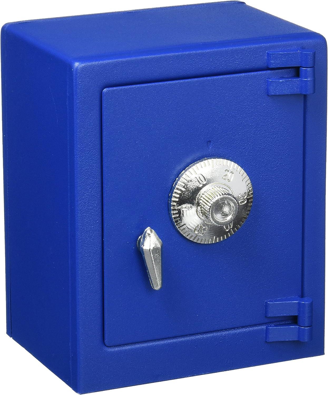btv Hucha Caja Fuerte Azul 11781: Amazon.es: Bricolaje y herramientas