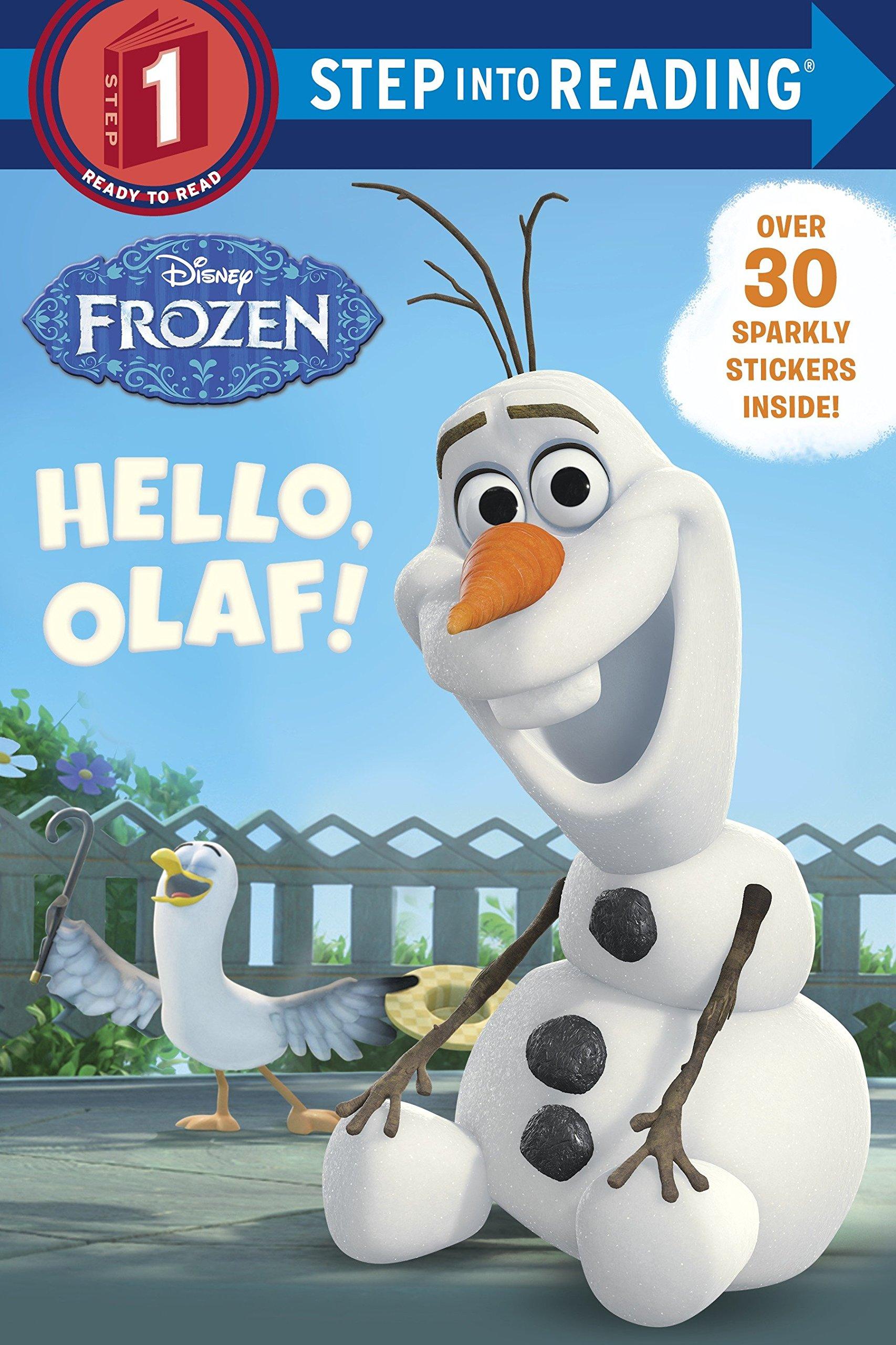Hello, Olaf! (Disney Frozen) (Step into Reading) ePub fb2 book
