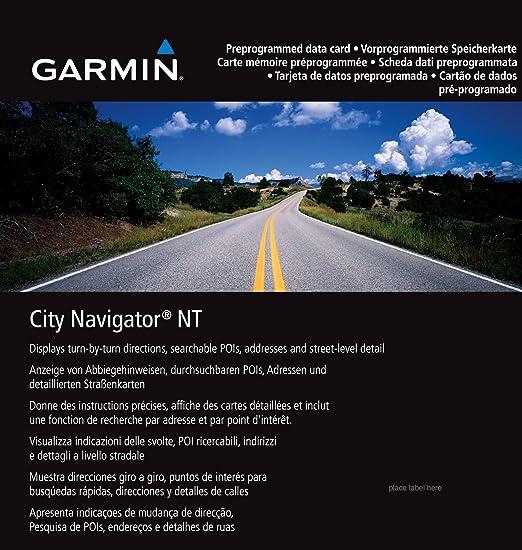 Garmin Europe Map Sd Card.Garmin City Navigator For Detailed Maps Of Major Metropolitan Areas