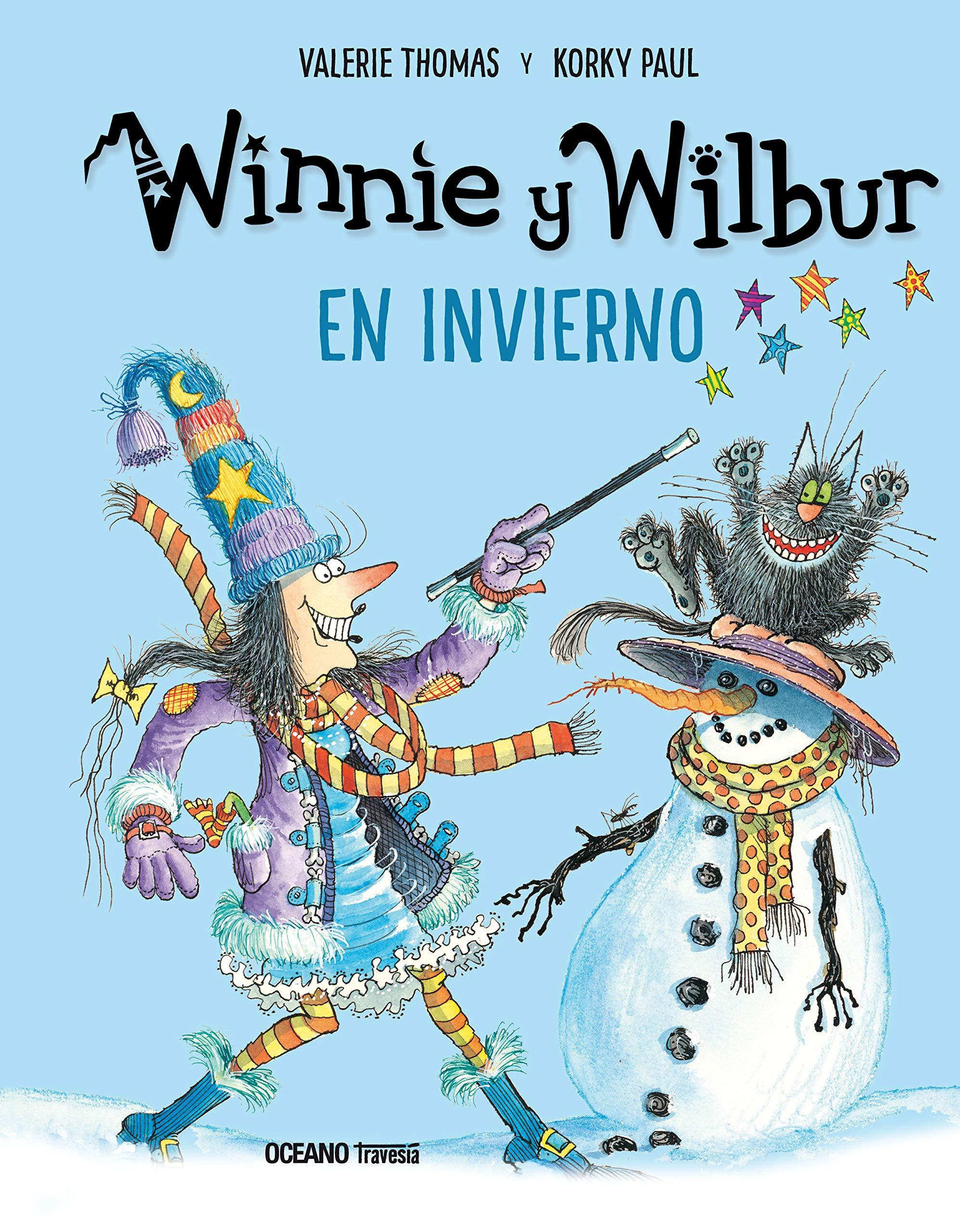 Winnie y Wilbur. En invierno (Nueva edición) (El mundo de ...