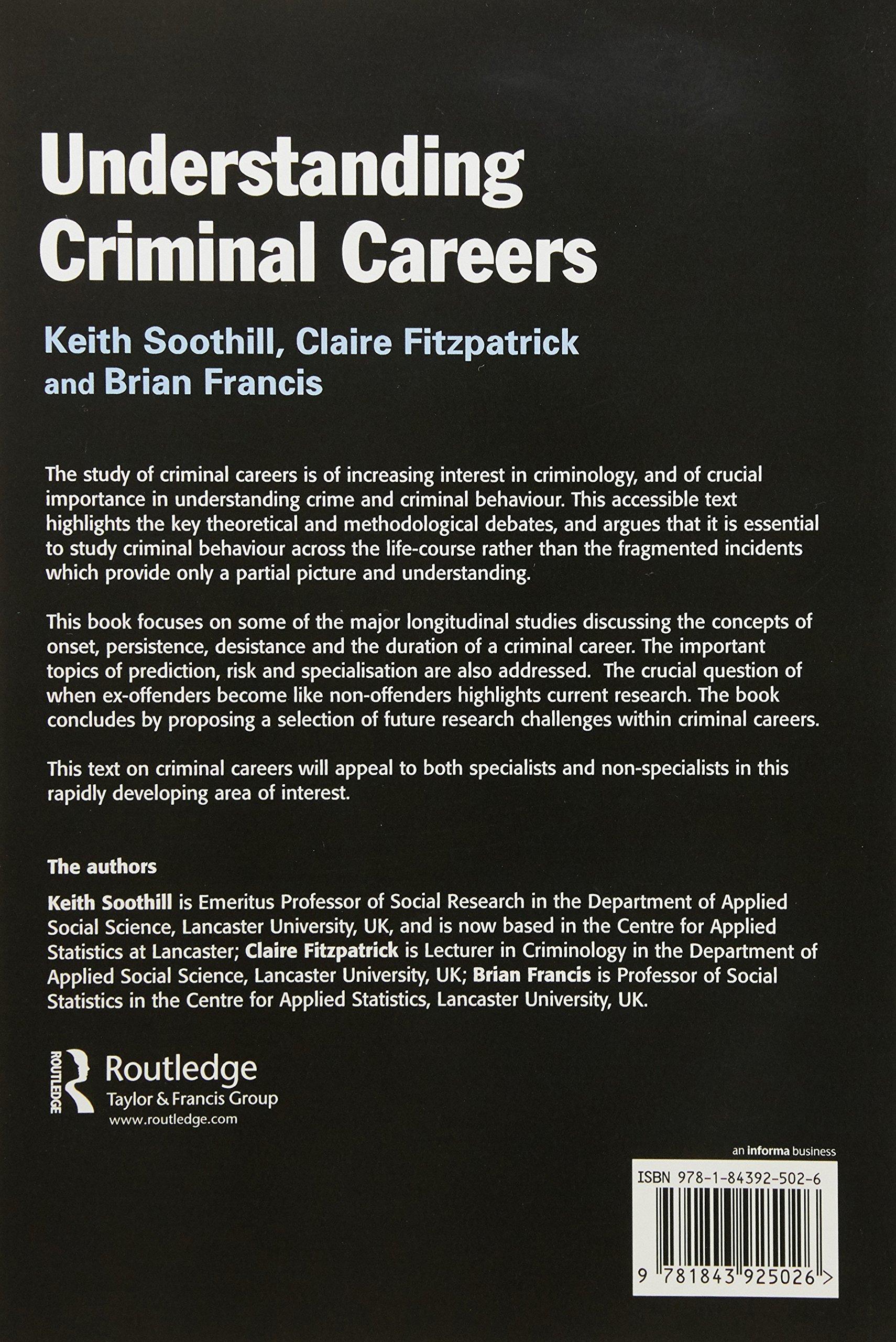 Criminal Justice Career Interviews