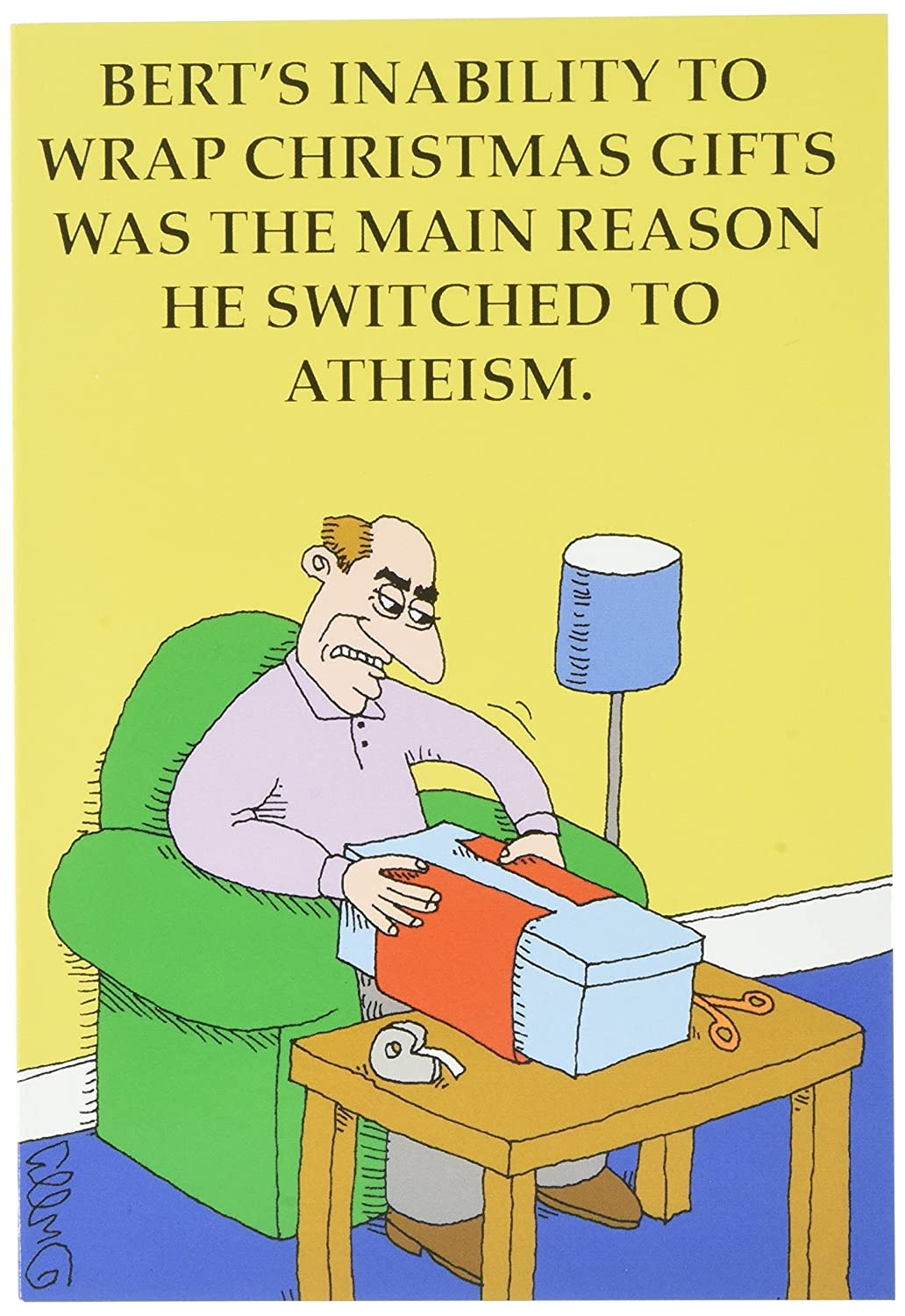 Atheist Christmas Greeting | www.topsimages.com