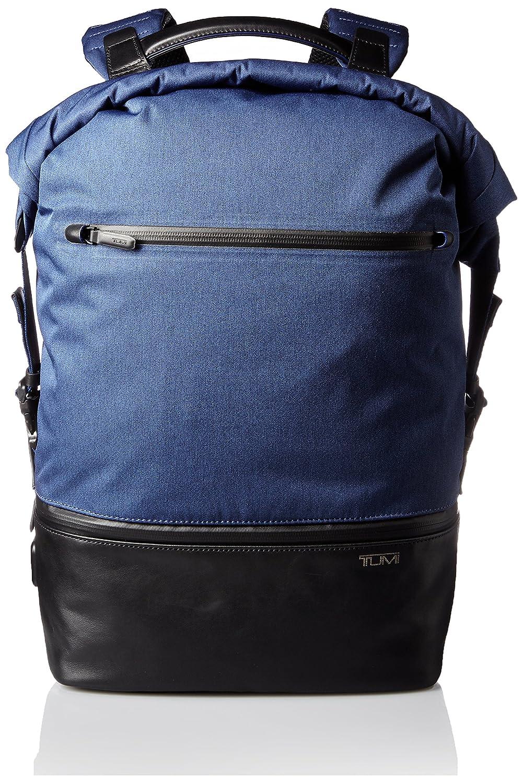 [トゥミ]TUMI 公式 正規品 バックパック Tahoe 「バートン」ロールトップバックパック 079818 B01HLSEQD0ブルー