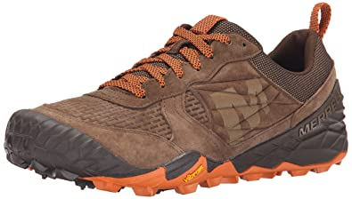 Merrell All Out Terra Turf Men 7.5 Brown