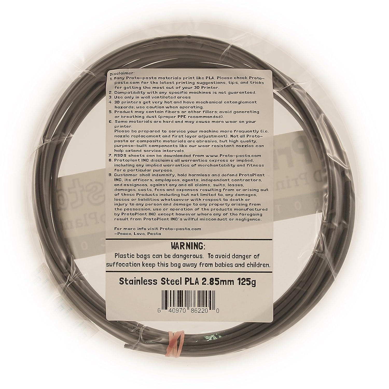 Proto-Pasta SSP12801 Filament PLA 2.85mm 125g: Amazon.es: Electrónica
