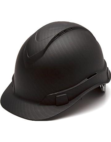 df7f1621e03 Pyramex Ridgeline Vented Cap Style 4 Pt Ratchet Suspension Hard Hat