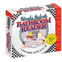 Uncle John's Bathroom Reader Page-A-Day Calendar 2017