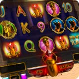 King's Tomb Video Slot Machine