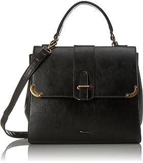Damen Melanie Handbag Henkeltasche, Braun (Cognac), 13.5x25x32 cm Tamaris