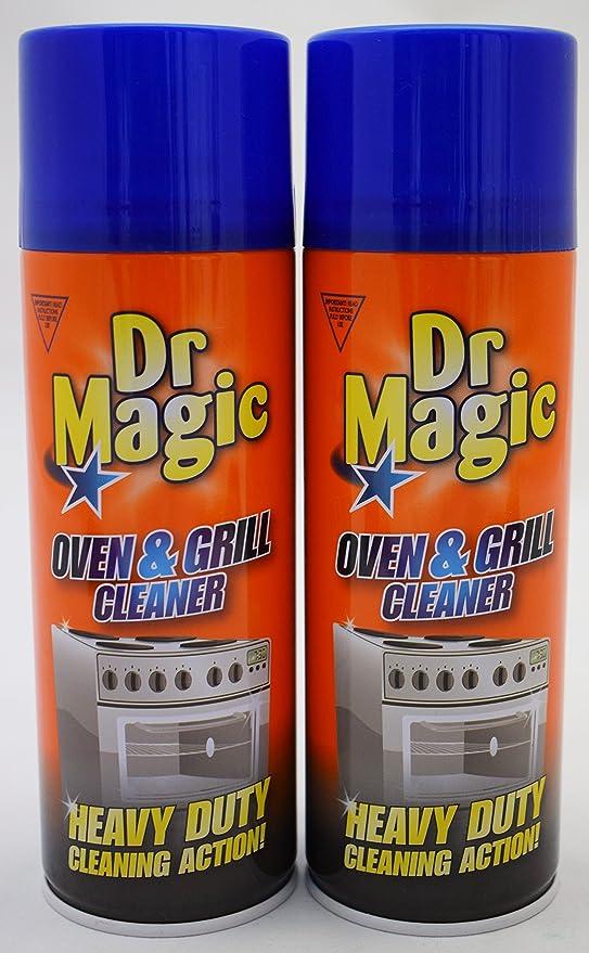 2 x Dr horno mágico limpiador de parrilla & BBQ Heavy Duty acción ...