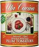 Stanislaus Alta Cucina Whole Tomatoes, 6.43 Pound