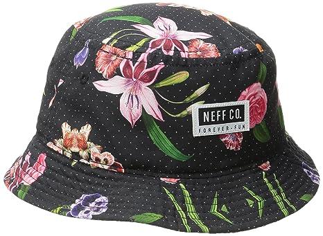 fedb4d637bb NEFF Women s Rose Bucket Hat