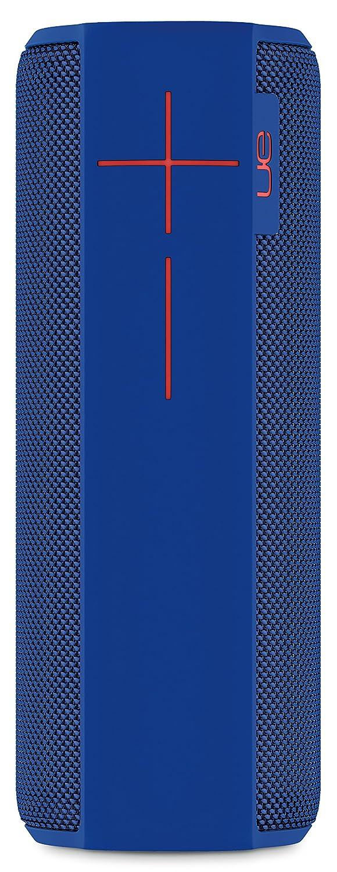 UE MEGABOOM Wireless Bluetooth Speaker, Electric Blue (984-000478) Logitech