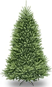 National Tree Company Artificial Christmas Tree | Includes Stand | Dunhill Fir - 6 ft