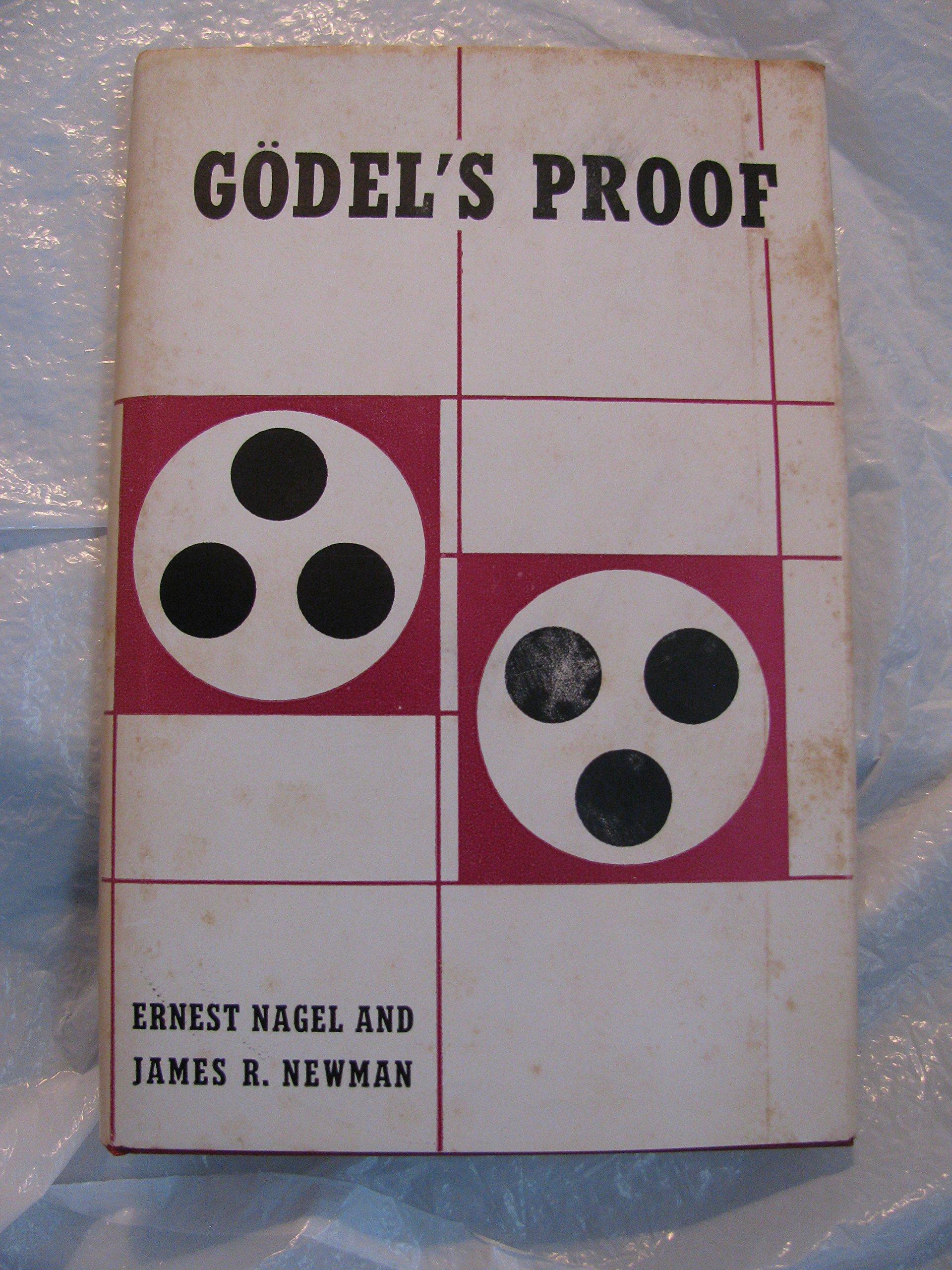 Read Online Godel's Proof pdf epub