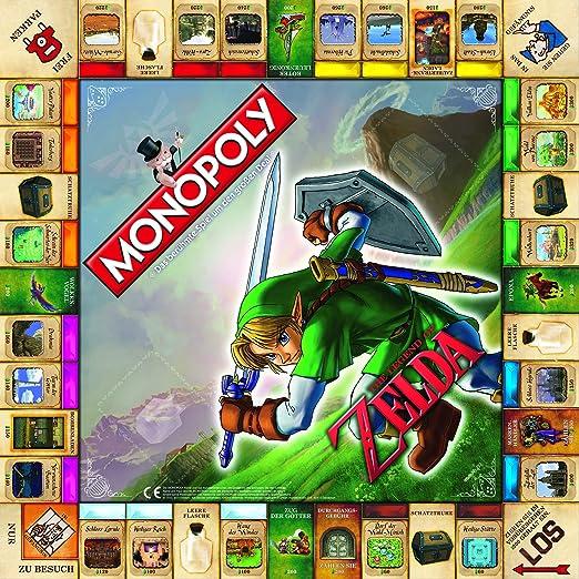 Gesellschaftsspiele Monopoly die Tv Serien Platte Computerspiel Winning Moves