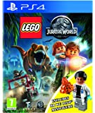 LEGO Jurassic World with Dr Wu Mini Figure - Exclusive to Amazon.co.uk (PS4)