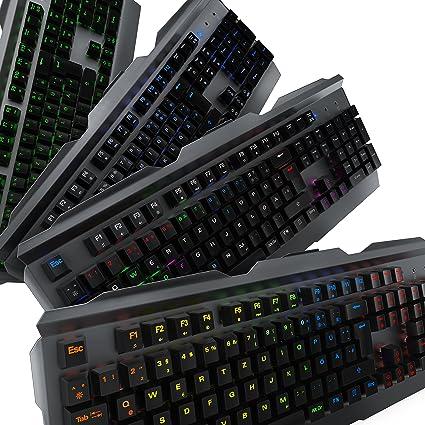 Titan Wolf – Teclado mecánico experimentar | Mechanical Keyboard ...