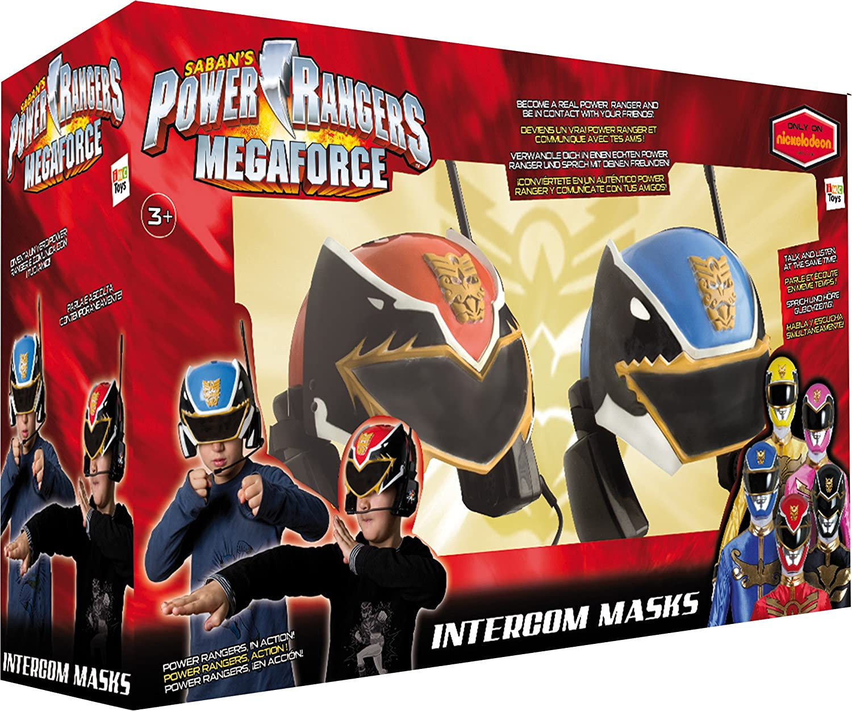 Amazon.com: IMC Toys - 355217 - Jeu Électronique - Intercom Mask Power Rangers: Toys & Games