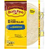Old El Paso Burritos Shells 8 ct 11 oz Bag