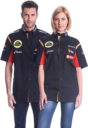 Lotus Camisa F1 Réplica: Amazon.es: Ropa y accesorios