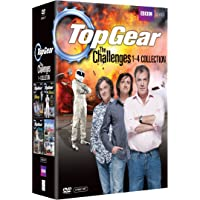 Top Gear - The Challenges 1-4 Collection