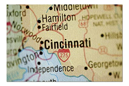 Amazon.com: Cincinnati, Ohio - Map Closeup - Illustration A ... on cincinnati oh suburbs, cincinnati oh on the map, cincinnati area road map, cincinnati airport map, cincinnati on us map, greater cincinnati map, dayton ohio united states map, dayton cincinnati map, cincinnati ohio, cincinnati outline map, luxembourg luxembourg map, cincinnati usa man, cincinnati casino map, evansville tx map, cincinnati county, cincinnati homicide map, cincinnati transportation, cincinnati bridges map, cincinnati zip codes list, cincinnati city streets,