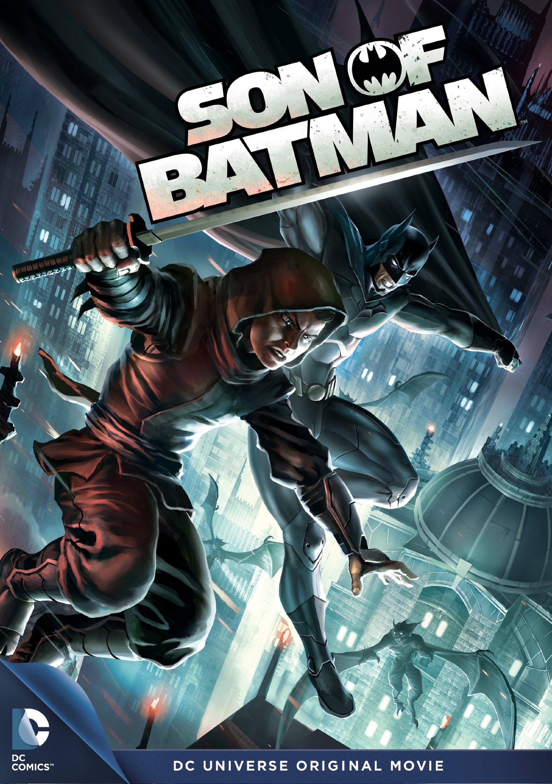 DCU: Son Of Batman (plus bonus features!)