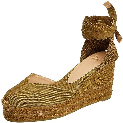 Castañer Chiara C6edss18002, Alpargatas para Mujer: Amazon.es: Zapatos y complementos
