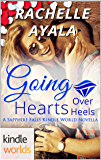 Sapphire Falls: Going Hearts Over Heels (Kindle Worlds Novella) (My Country Heart Book 3)