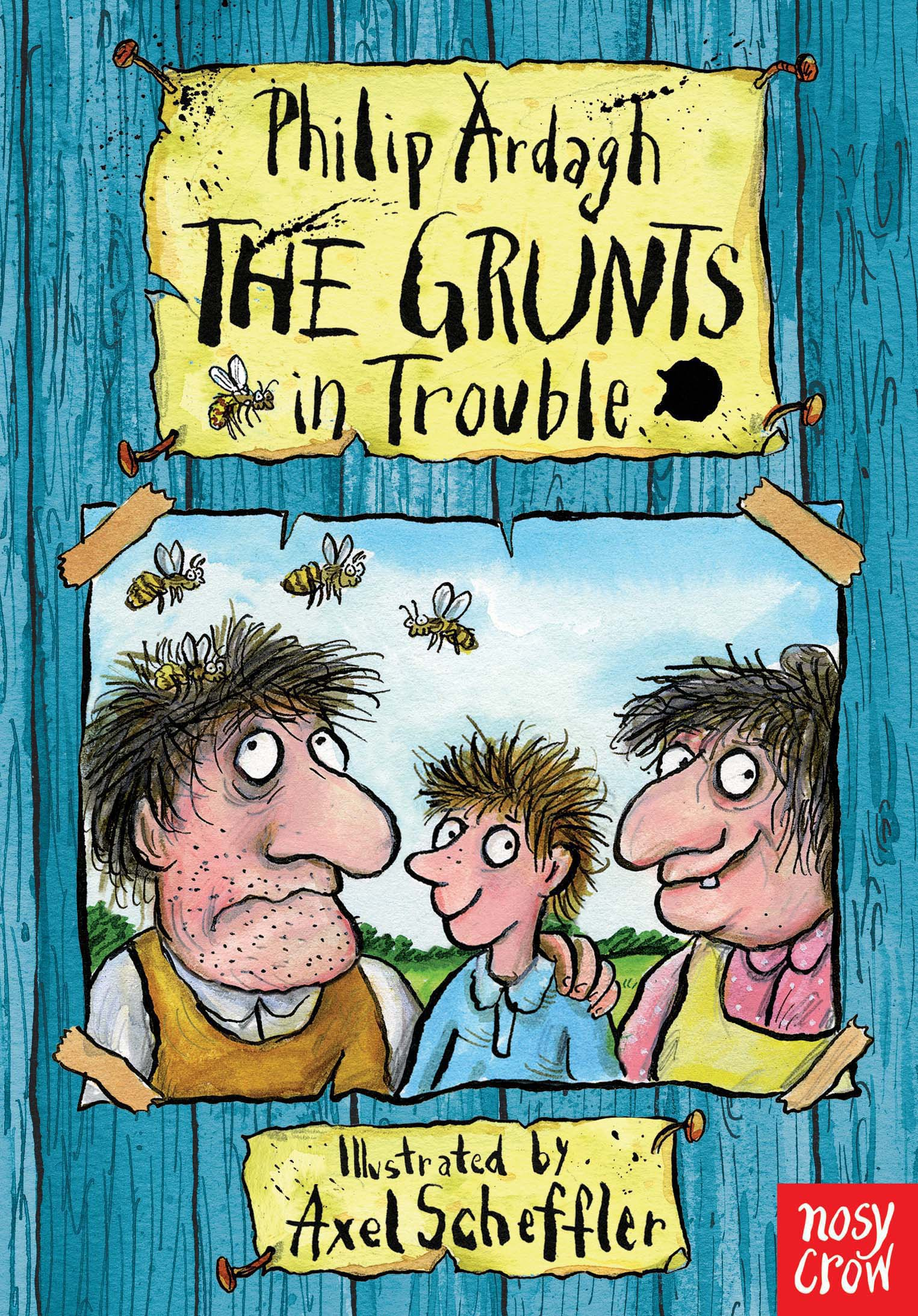 The Grunts in Trouble. Philip Ardagh PDF