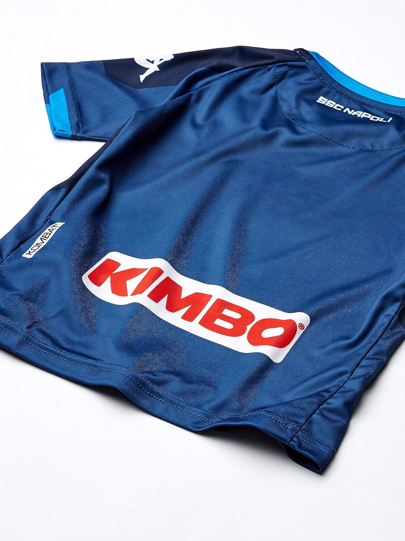 SSC Napoli Kit Gara Portiere Bambino Away 2019/2020 Calcio Tute ...
