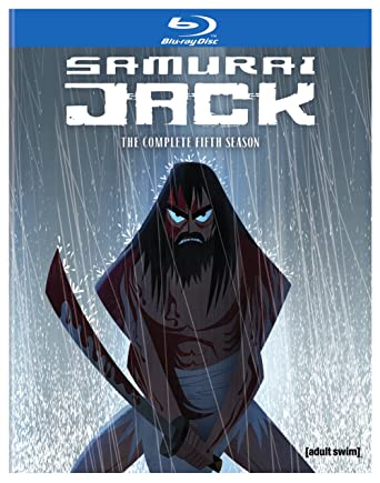Samurai Jack: Season 5 (BD) [Blu-ray]