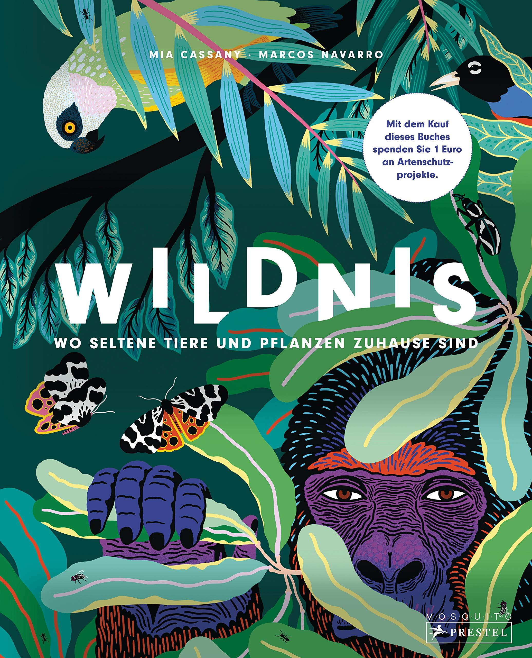 Wildnis  Wo Seltene Tiere Und Pflanzen Zuhause Sind