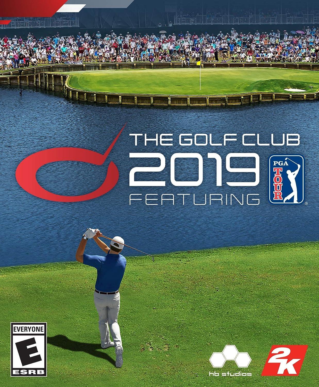 Amazon com: The Golf Club 2019 featuring PGA TOUR [Online