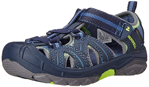158f7816f93a Merrell Hydro Hiker Boy s Velcro Hiking Sandals  Amazon.co.uk  Shoes ...