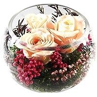 Flores de adorno floral de tres ewige