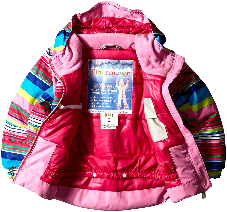 Obermeyer Girls Arielle Jacket