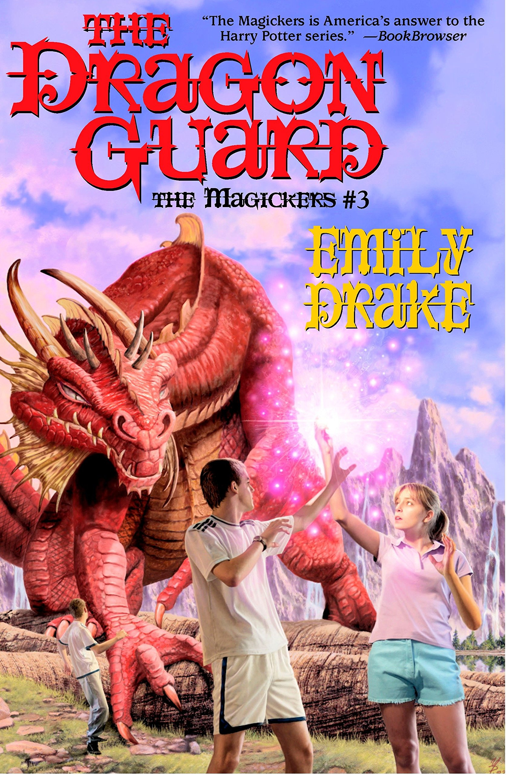 Read Online The Dragon Guard: The Magickers #3 ebook