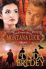Mail Order Bride - Montana Luck: Historical Cowboy Romance Novel (Echo Canyon Brides Book 4) Kindle Edition