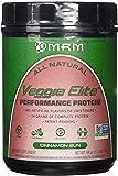 MRM Veggie Elite Metabolic Response Modifiers Powder, Cinnamon Bun, 1 Pound