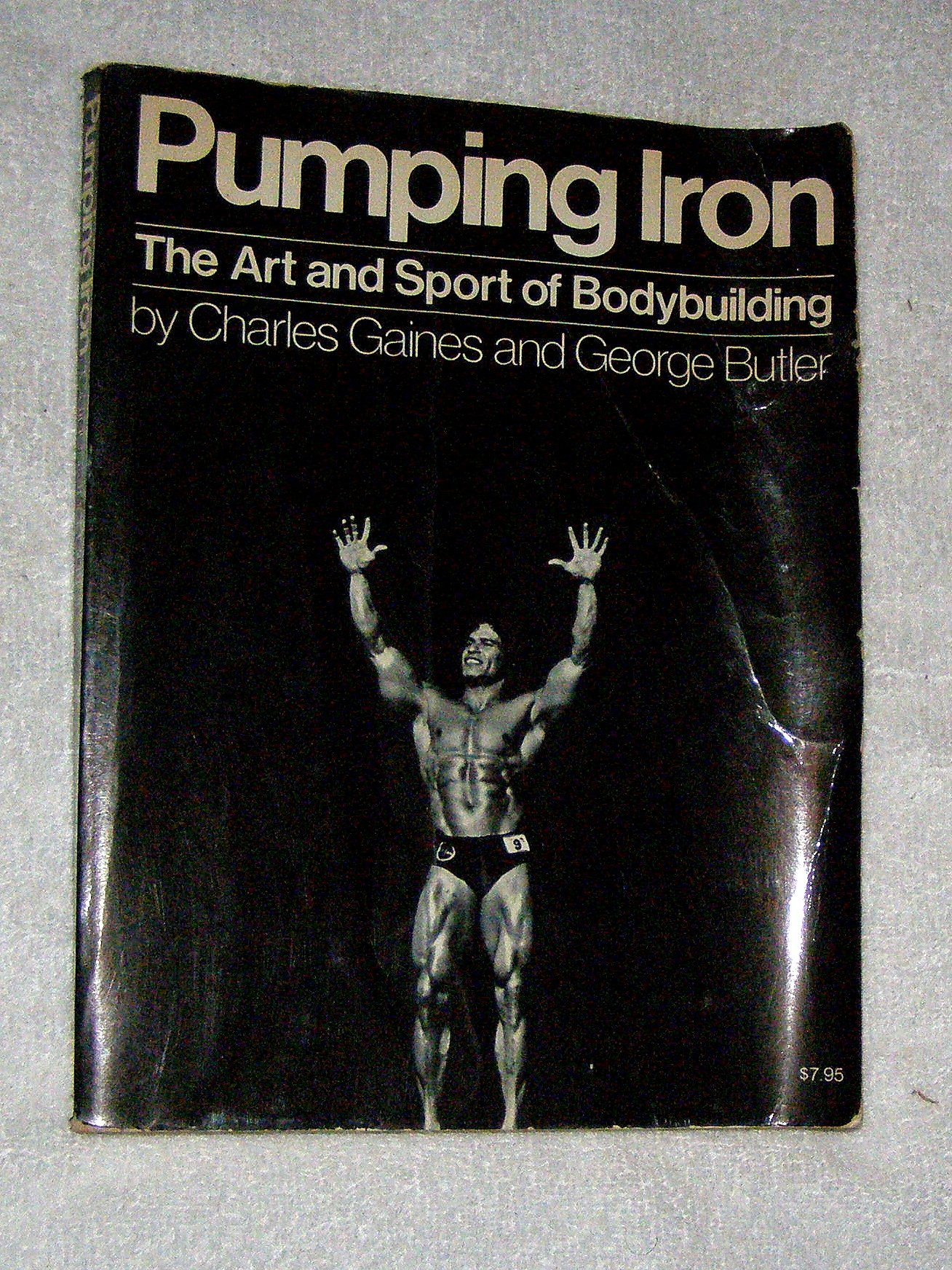 Title: Pumping Iron The Art and Sport of Bodybuilding: Amazon ...