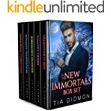 New Immortals Box Set Books 1-5: Steamy Paranormal Romance