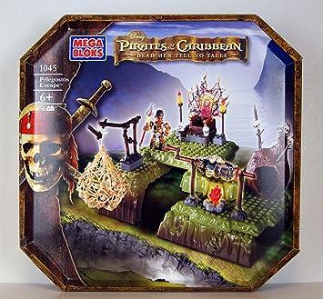 Mega Bloks – 1045 – Piratas del Caribe/Pirates of the Caribbean ...