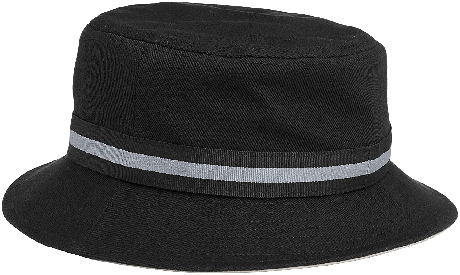 83f085c1a50f6 Kangol Men s Striped Lahinch Updated Version of the Classic Bucket ...