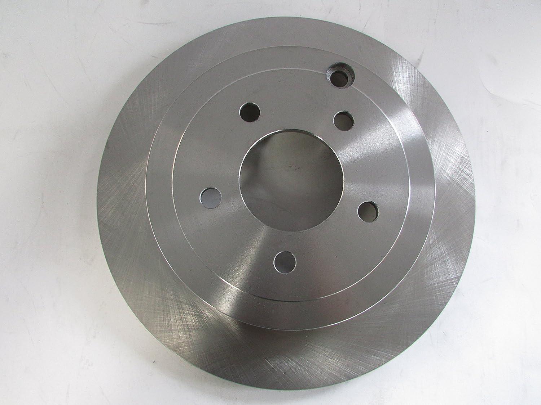 ProForce 54156 G - PREMIUM anti óxido con revestimiento de freno de disco rotor (trasera) para Ford Edge: Amazon.es: Coche y moto