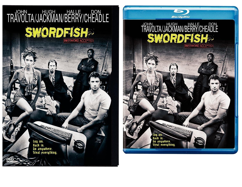 Swordfish (Blu-ray/DVD Bundle) B005DVIOHM