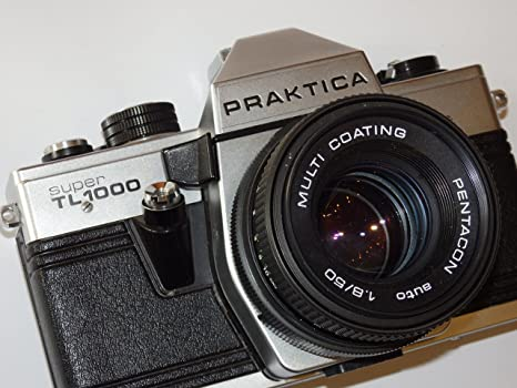 Fotos - Praktica Super TL1000 incl. Objetivo Pentacon Auto 1.8/50 ...