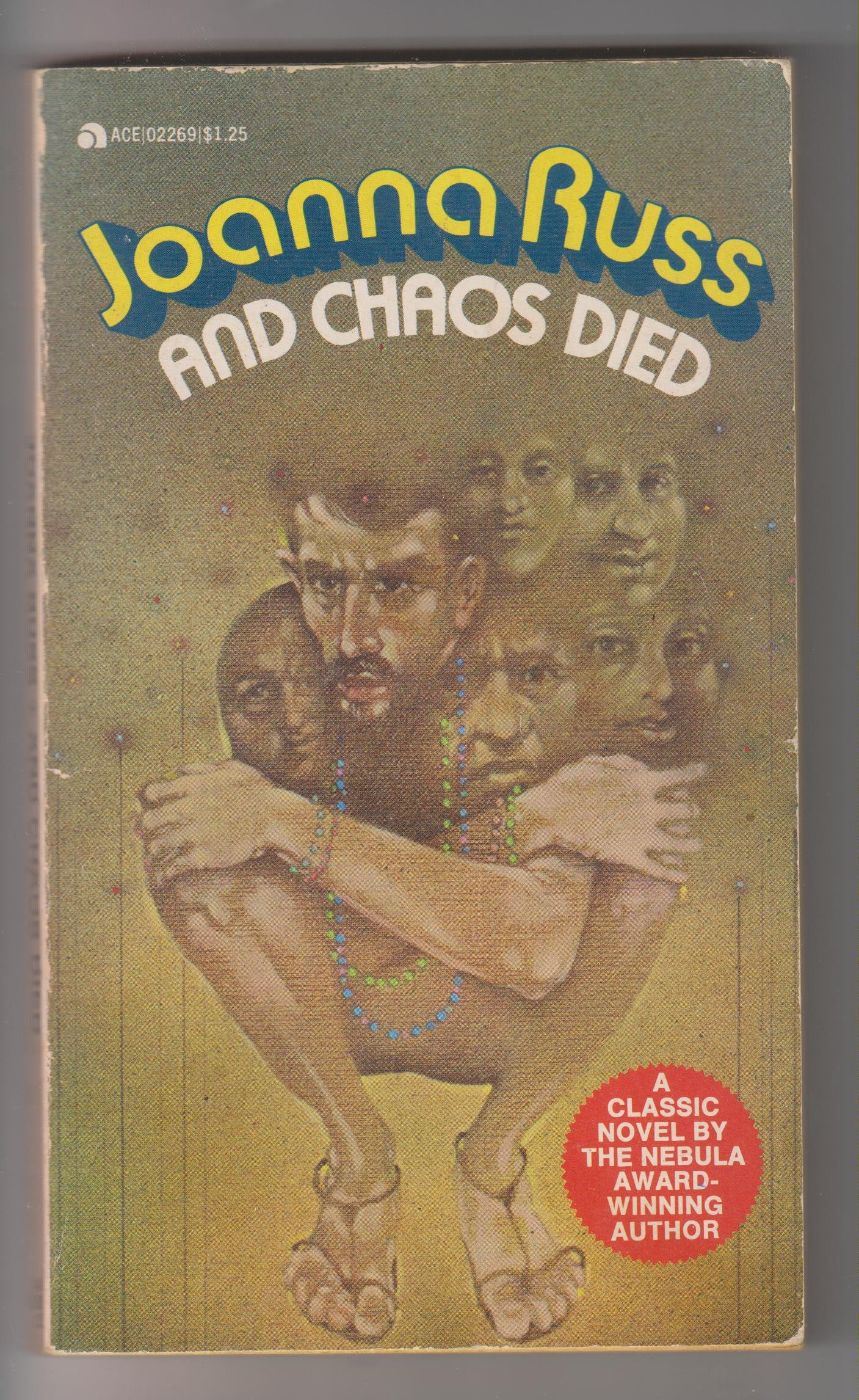 Joanna Russ, And Chaos Died
